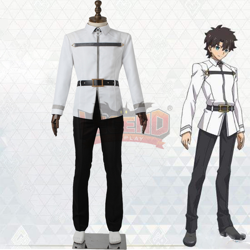Cosplay legend Fate Grand Order Fujimaru Ritsuka Cosplay adult costume all size custom made full set