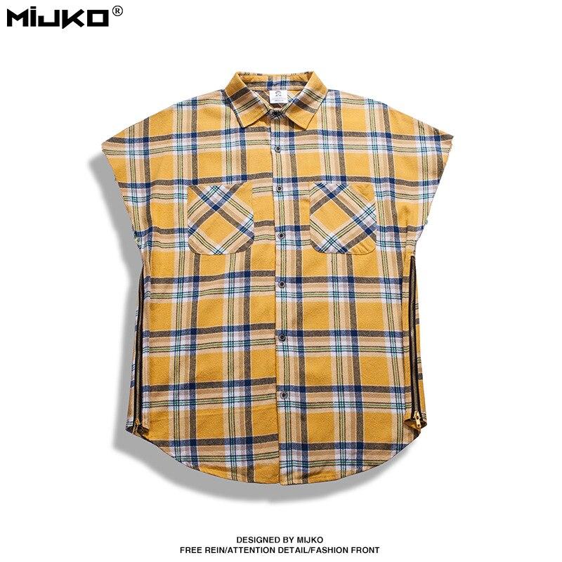 Online Get Cheap Yellow Plaid Shirt Men -Aliexpress.com | Alibaba ...
