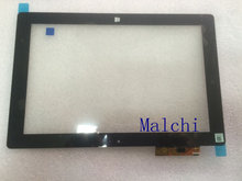 10.1 pollici Nero nuovo PIPO W3 PC Touch Screen del Pannello 10E06-FPCA-1 A2 Digitizer Vetro sensore di Ricambio(China)