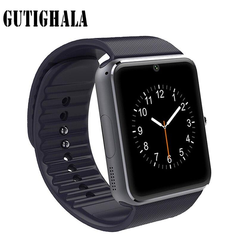 Gutighala Smart Uhr GT08 Reloj Inteligente Unterstützung Sim Karte Bluetooth Konnektivität für Iphone Android Telefon Smartwatch