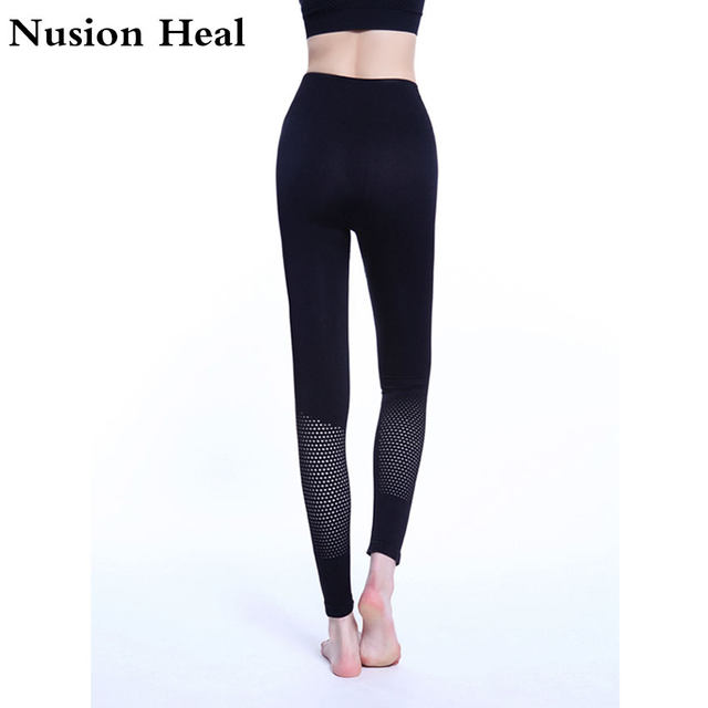 d7fa0b1843 Online Shop NUSION HEAL Running Tights Women High Waist Compression ...