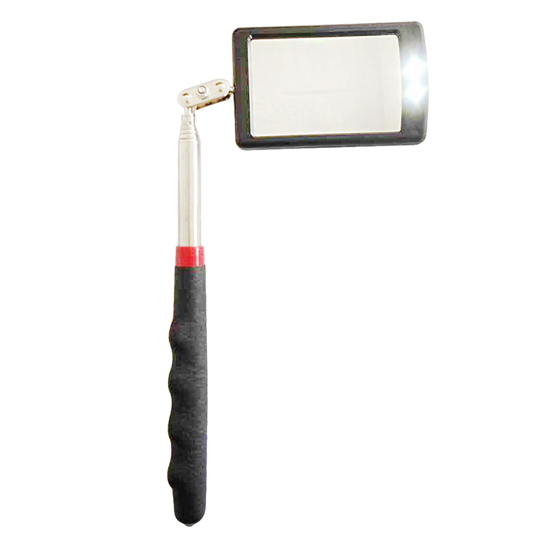 Hot!Automotive Telescopic Detection Lens Telescoping Inspection Mirror Extending Car Angle View Pen Flexible Adjustable