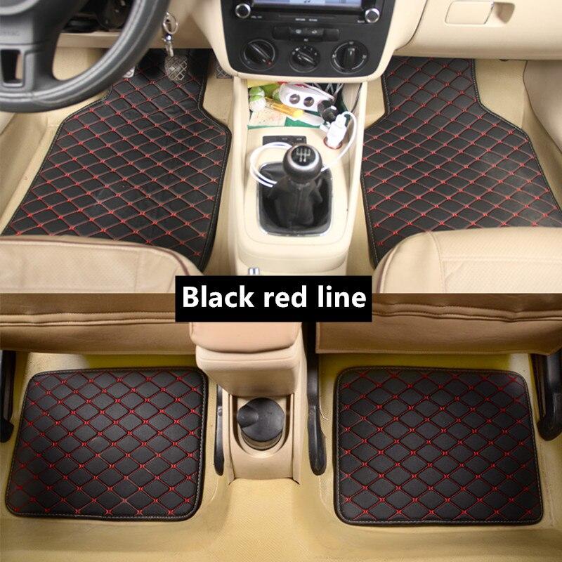 car floor mat carpet rug ground mats accessories for renault kangoo kaptur koleos laguna 2 latitude logan saab 93 95|Floor Mats| |  - title=