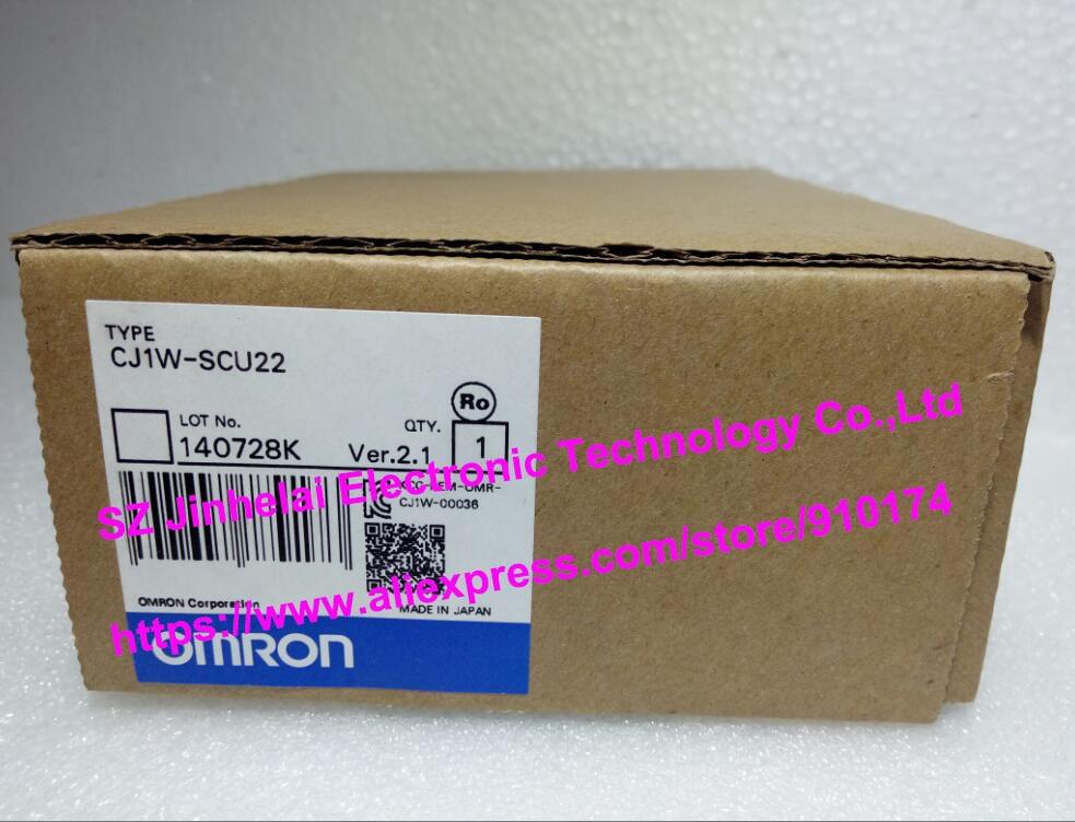 New and original CJ1W-SCU22 OMRON Serial communication unit 100% new and original cj1w od213 cj1w 0d213 omron plc output unit