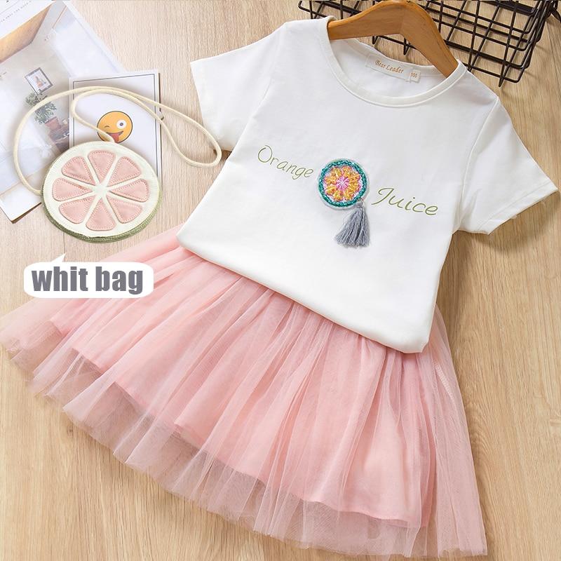 Bērnu vasaras kleita 2018 Ikdienas vasaras stila meiteņu apģērbu - Bērnu apģērbi - Foto 2