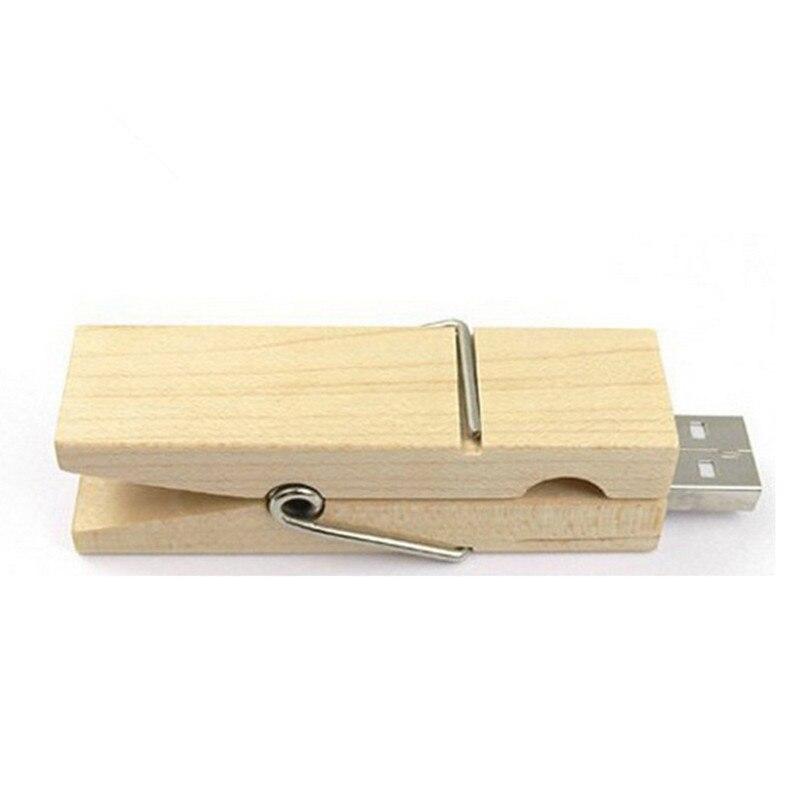 Wooden personality creative gift customized wood USB flash drive u disk USB2.0 flash drive 8GB 16GB 32GB 64GB