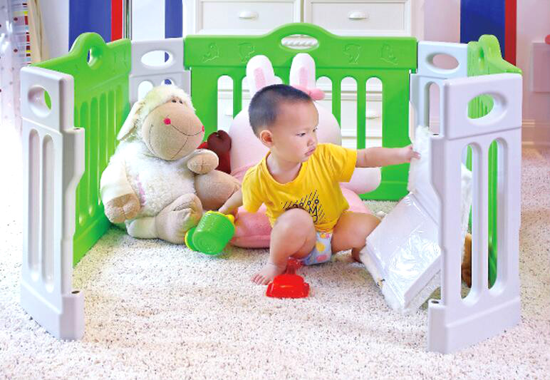 Game fence baby protection fence barrier
