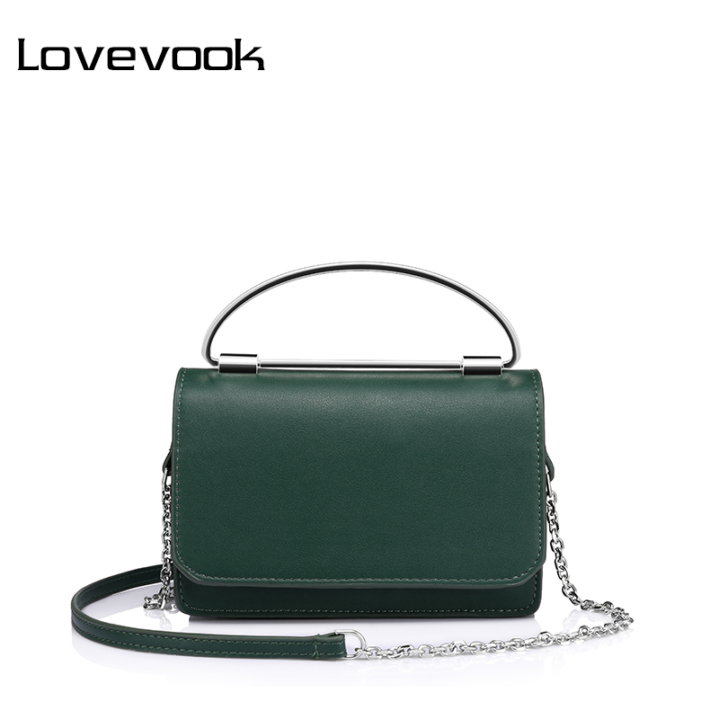 LOVEVOOK brand new arrival women messenger bag fashion female mini crossbody bag ladies handbag shoulder bags for women 2017