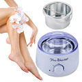 Paraffin Heater Wax Skin Care Mini SPA Hand Epilator Feet Paraffin Wax Rechargeable Machine Body Depilatory Hair Removal Tool