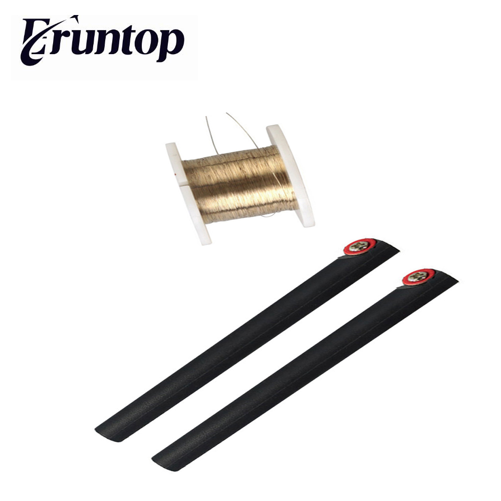 1Set Molybdenum Cutting Wire Gold 0.1mm 100m With Handle For Professional LCD Front Glass Seperation