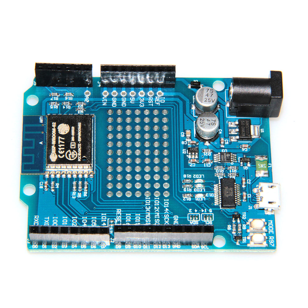 ESP-WROOM-02 development board for D1 for Nodemcu wifi things for arduino uno nano uno shield adapter nano development board for arduino