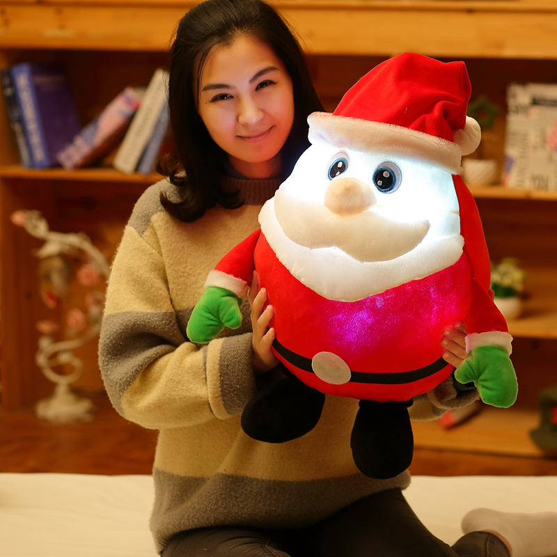 Santa Claus Toys : Popular santa claus plush toy buy cheap