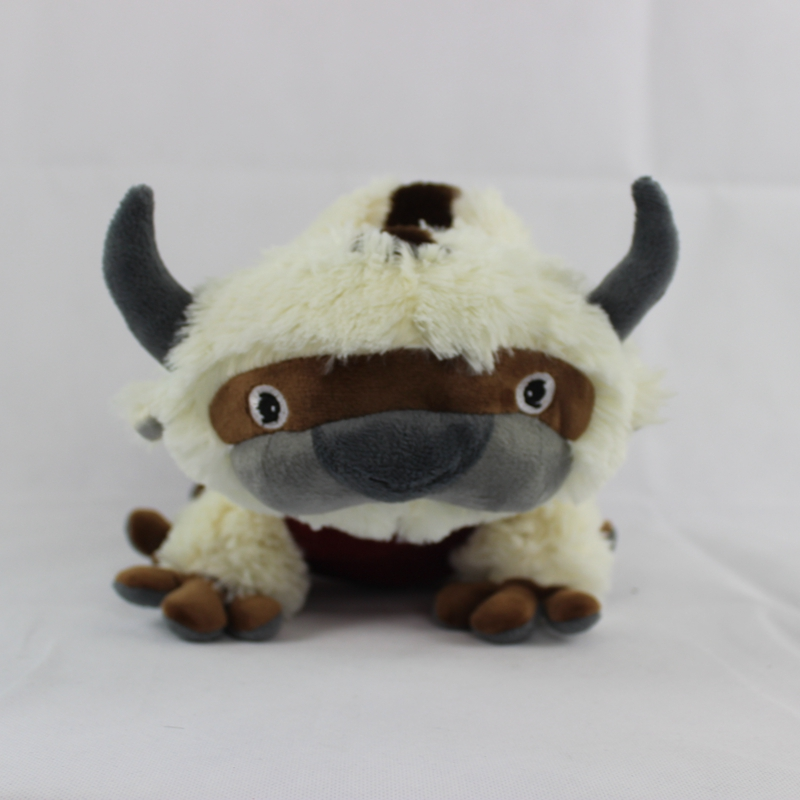 Soft Cute Avatar The Last Airbender Appa Momo Monkey Pillows Stuffed &  Plush Animals Doll Toy Kids Baby Christmas Gifts