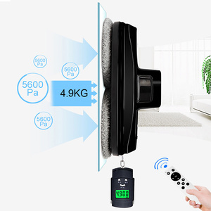 Image 4 - PhoReal FR S60 Window Cleaning Robot High Suction Electric Window Cleaner Robot Anti falling Remote Control Robot Vacuum Cleaner
