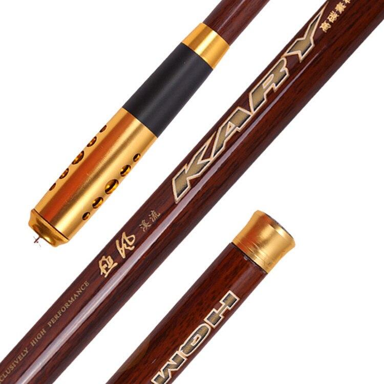 2PCS/LOT Portable Carbon Fiber Stream Rod Fishing Rod Fishing Pole Hand Rod Power XH 3.6/ 4.5/ 5.4/ 6.3/ 7.2M Fishing Tackle [sa]takenaka frs2053 fiber line genuine 2pcs lot