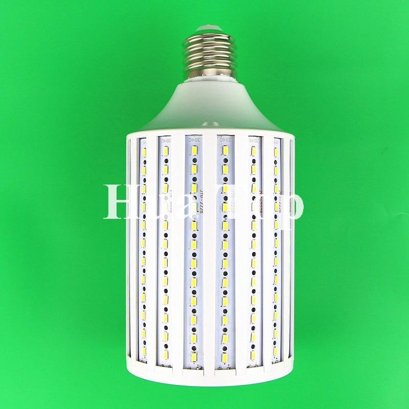 High brightness 100W LED bulb E40 264 LEDs 5630 5730 SMD Corn Lamp AC 220V Bombillas Warm White Cool White light free shipping cree chips par30 35w e27 b22 led spotlight light bulb lamp cool white warm white high brightness free shipping