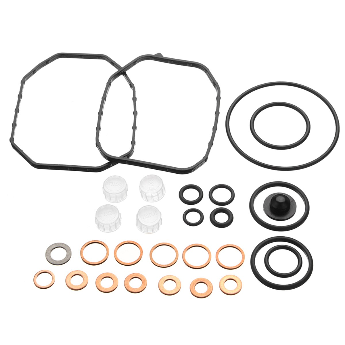 Injection Pump Repair Seal Kit For Vw Beetle Golf Jetta For Audi 1 9 Tdi In Seals