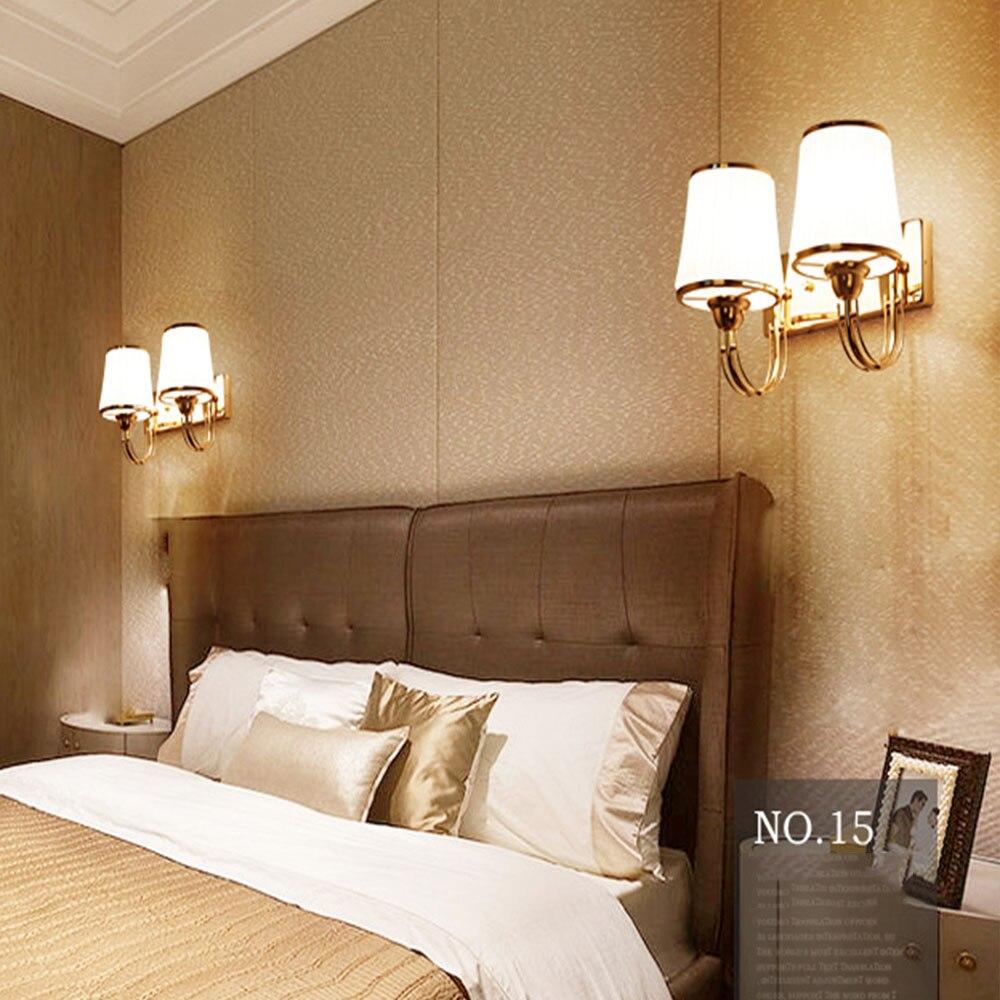 HGhomeart éclairage chambre à coucher Led Flexible applique murale ...