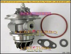 Bezpłatny statku oleju Turbo CHRA kaseta TD04 49177 01510 49177 01511 MD094740 168053 dla Mitsubishi Delica Pajero L200 l300 4D56 2.5L|cartridge heater|cartridge boxcartridge laser -