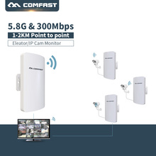 comfast 300mbps 750mbps english firmware Wireless router wifi repeater 802.11n b g ac