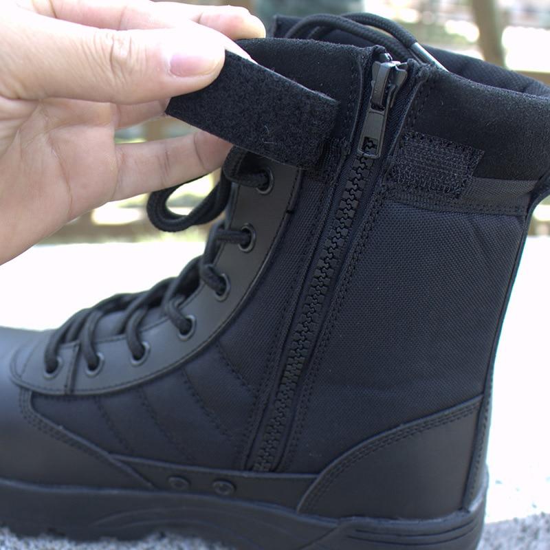 Muškarci Vojni borbeni čizme Vanjski Vodootporni Desert taktički - Muške cipele - Foto 2