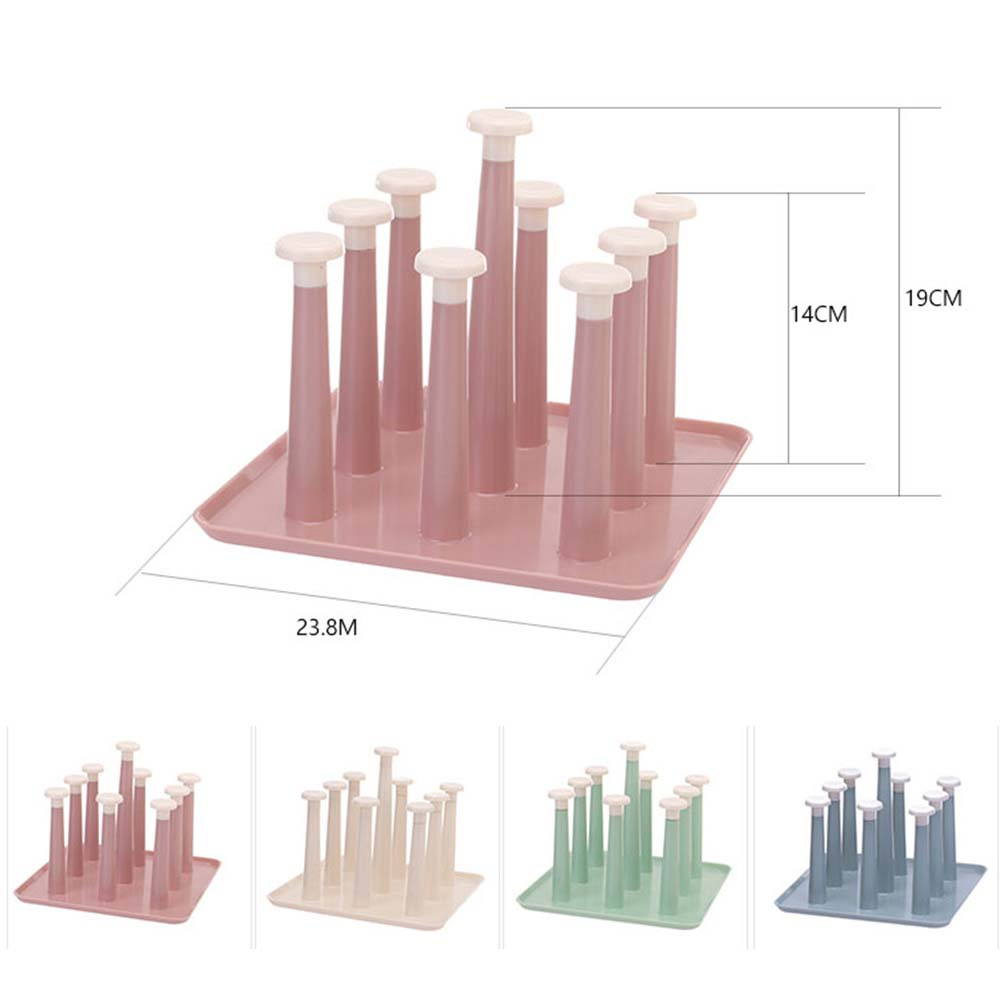 Plastic Plate Holder Stand & 10 X SMALL ACRYLIC BOOK STAND