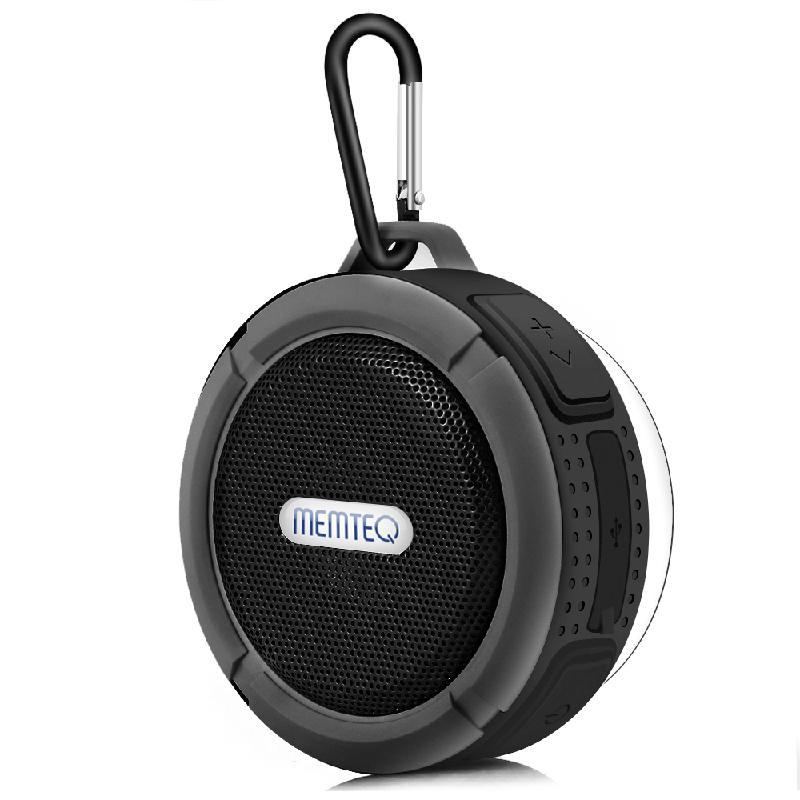 MEMTEQ Waterproof Wireless Bluetooth Speaker Portable Outdoor Mini Box Handsfree For Laptop PC MP3 MP4
