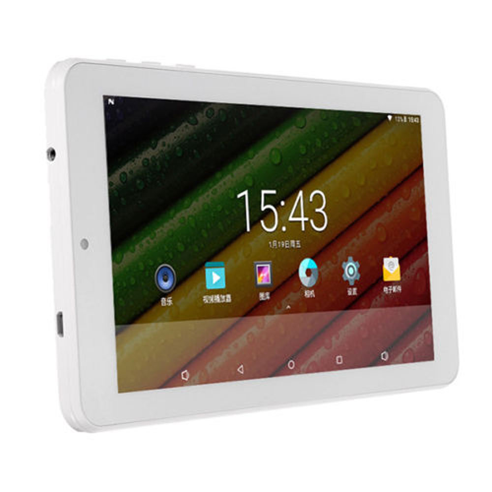 Original Cube C1 Tablet PC ROCKCHIP RK3126 Quad Core 1GB Ram 8GB Rom 7 inch 1024x600 IPS Screen Android 7.1 WIFI Bluetooth OTG