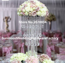 no inluding the flowers)nice plstics vase table centerpieces wedding clear acrylic flower stand vase for decoration