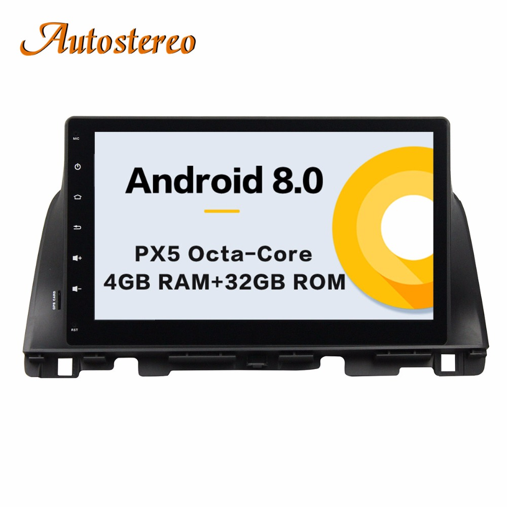 цены Autostereo Android 8 4+32G Car DVD Player GPS navigation For Kia K5/OPTIMA 2015 head unit multimedia player tape recorder