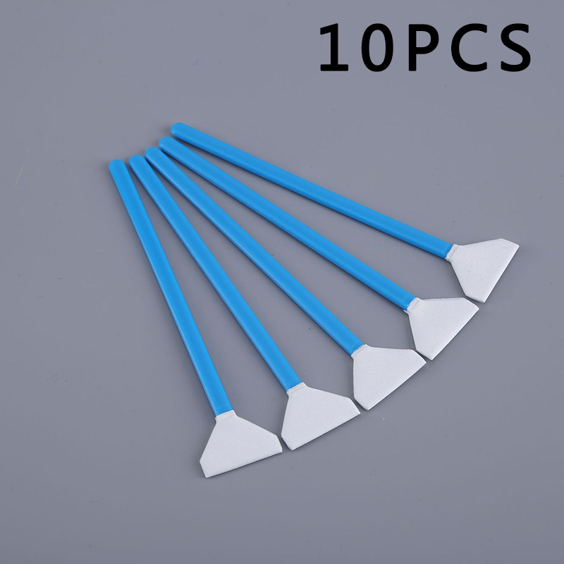 10Pcs Camera Sensor Cleaning Swabs Kit For DSLR Digital Camera Professional APS-C Sensor Full Frame Fashion Accessories