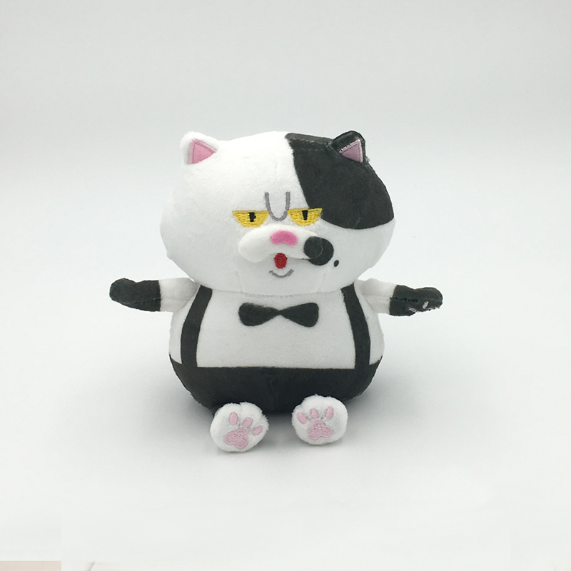 16cm 2019 New Stuffed Toys Shooting Lovely Cat Soft Doll