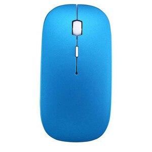 Image 2 - 2400 DPI 4 przycisk optyczny USB bezprzewodowa mysz do gier myszy na PC Laptop Sept.12