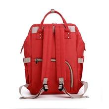 Multifunction Large-Capacity Waterproof Nylon Nursing Bag