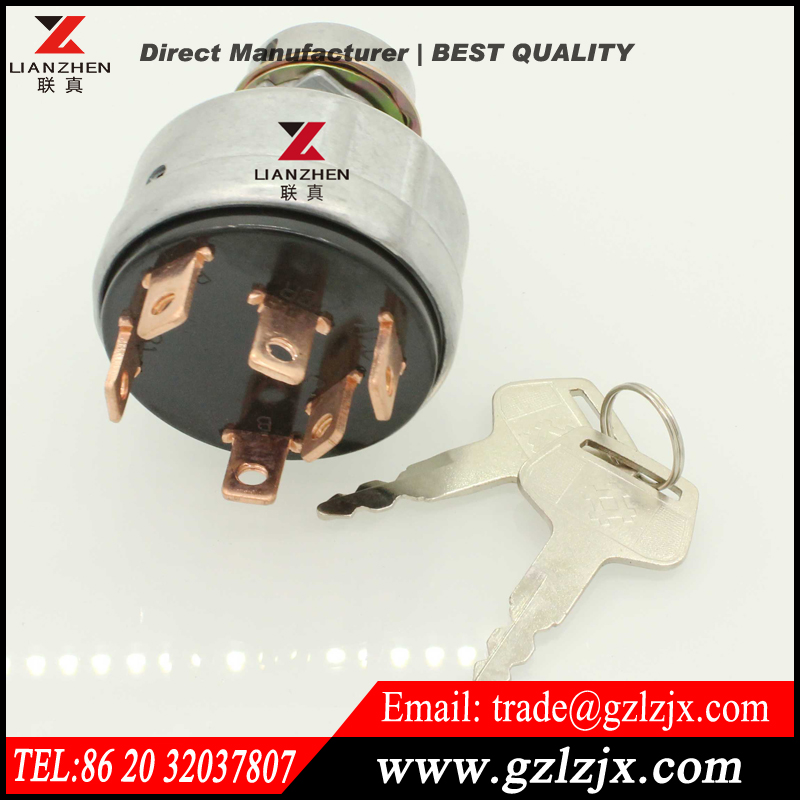ФОТО Excavator digger engine fire up Ignition switch for Sumitomo excavator