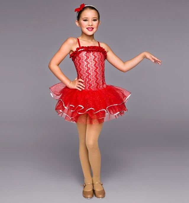 2018 nouveau véritable justaucorps professionnel Ballet Tutu Ballet filles Dancewear professionnel danse Performance vêtements vêtements Costumes