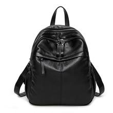 Для женщин Рюкзаки Пояса из натуральной кожи рюкзак женский маленький Школьная Сумка подростковая Обувь для девочек Дорожная сумка