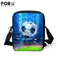 FORUDESIGNS Vintage School Bags For Kids 3D Cool Ball Mini Baby Boys School Bag Children Book Bags Mochila Escolar Kindergarten