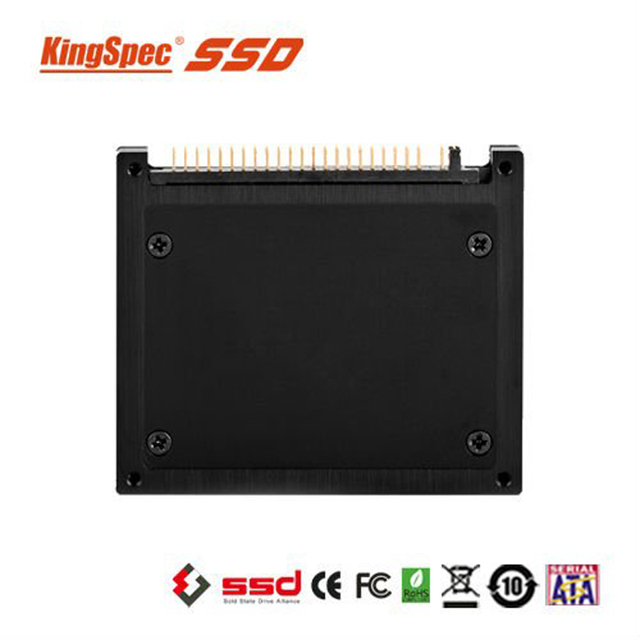 Kingspec 1.8 pulgadas 44pin ide pata ssd de 32 gb de estado sólido hard drive disco MLC Nand flash para ultrabook laptop notebook Tablet