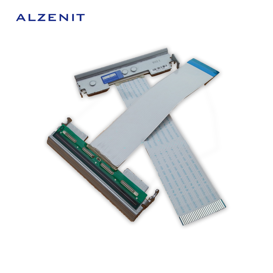US $30 43 |GZLSPART For Epson TM T88V T885 T884 885 OEM New Thermal Print  Head Barcode Printer Parts On Sale-in Printer Parts from Computer & Office