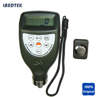 Portable Thickness Gauge Ultrasonic Thickness Tester 1.0~200mm 0.05~8inch TM 8816C