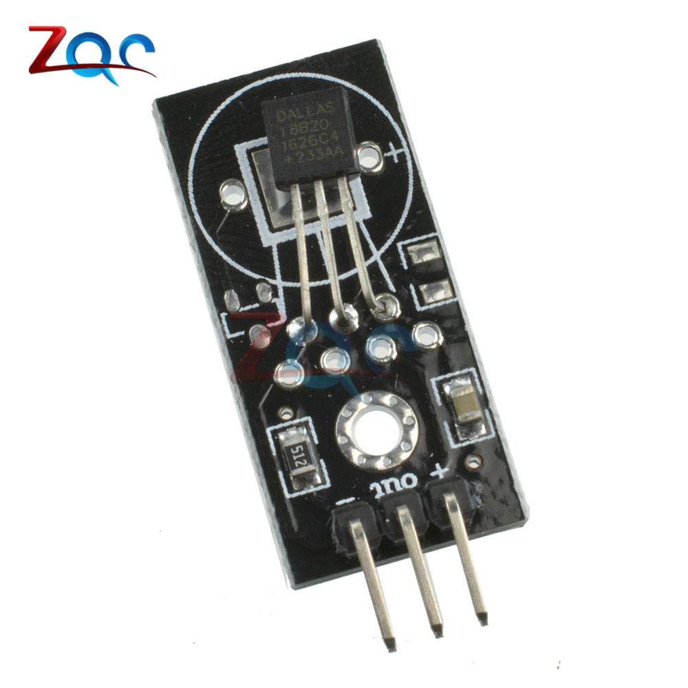 Digital DS18B20 Temperature Module Detection Sensor Module Board For Arduino DC 5V 18B20 Digital Signal Output