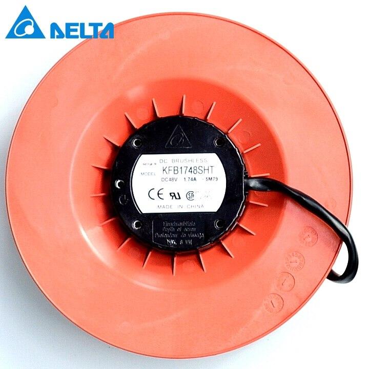 Delta New original 172*172*69mm KFB1748SHT 17CM 48V 1.74A air volume pressurized wind plate