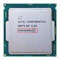 QH73 A0 QHQG ES процессор I7 6700 К I7-6700K 2.3 ГГц 1151 Skylake 95 Вт поддержка DDR4 и DDR3L