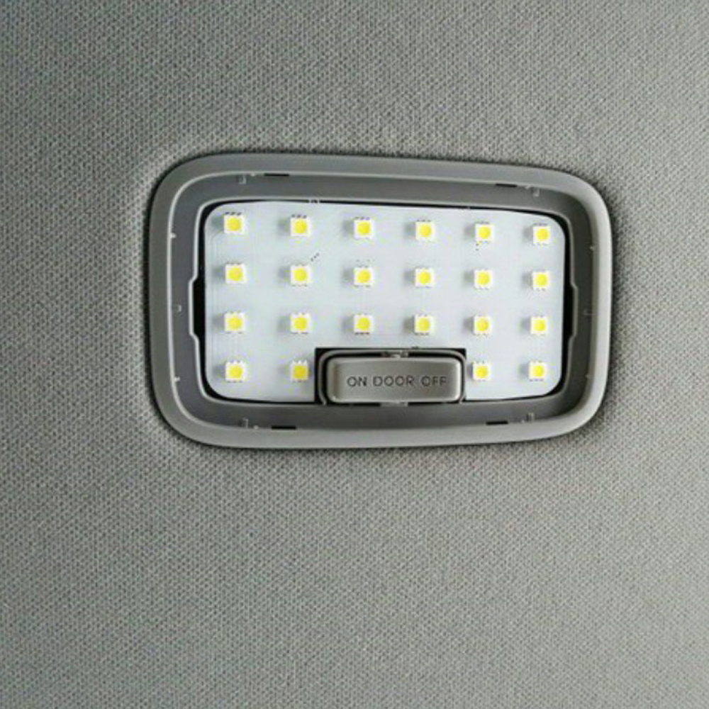 Image 5 - 3PCS/Set Car reading lights dome lamps LED interior suitable For KIA RIO K2 2006 2017 for Hyundai solaris Verna-in Car Stickers from Automobiles & Motorcycles
