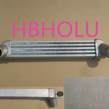 Оригинальная качественная сборка интеркулера 1119100-K80 1119100XK84XA для Защитные чехлы для сидений, сшитые специально для Great Wall Haval H5 H6 4D20 двигателя