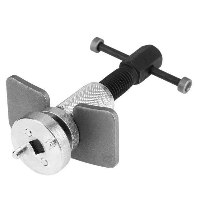Juego de 3 unids/set de pinza de freno de disco de cilindro de rueda de coche separador de pistón de repuesto herramienta de mano de rebobinado Kit de herramientas de reparación de coche
