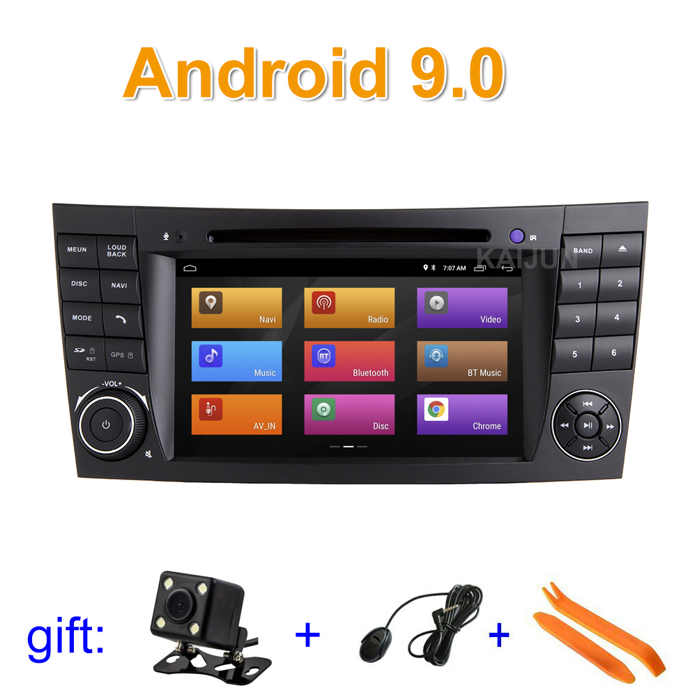 IPS screen Android 9 Car DVD Multimedia Player for Mercedes Benz W209 W463 W219 W211 with