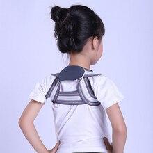 Medical Clavicle Posture Corrector Children Teenager Back Support Belt Corset Orthopedic Brace Shoulder Correct все цены