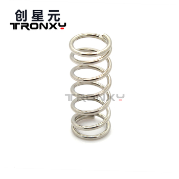 Free Shipping 30pcs/Lot 3D Printer Z-Axis Platform Supporting Strong Spring 22*10mm 15mm*4mm Strong Stainless Steel Springs